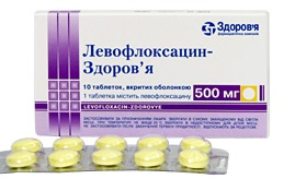 levofloksacin
