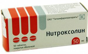 nitroksolin-tabletki