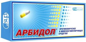 arbidol-tabletki