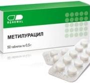 metiluracil