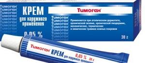 Тимоген крем