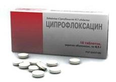 ciprofloksacin