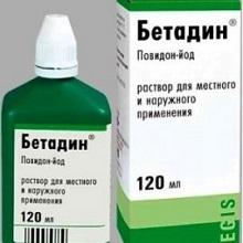 betadin-rastvor