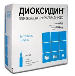 dioksidin-ampuly