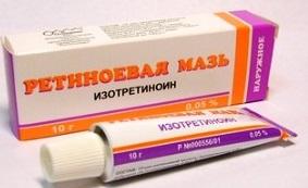 maz-retinoevaya
