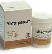 metotreksat