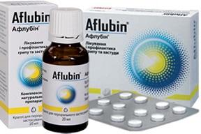 Афлубин сироп