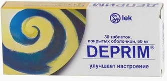 Деприм таблетки
