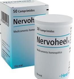 Нервохель таблетки