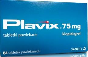 Плавикс 75