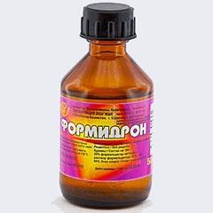 Формидрон для чего применяется